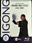 Qigong Wuji Style Level Three 3 - BLURAY & DVD Discs Jeff Primack