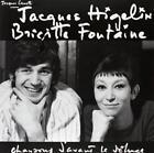 Chansons Davant Le Deluge von Brigitte Fontaine,Jacques Higelin (2014)