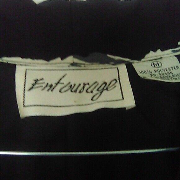 Entourage women's light blazer jacket shirt jacke… - image 3