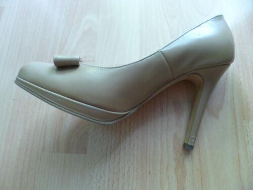 Kaiser Peter Cognac Plateau Nepalana Damen Braun 5 Schuhe 37 Gr Pumps wXRfT4Wq