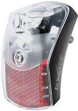 """SPANNINGA Batterie-LED-Rücklicht """"Pixeo Xb/Xba"""" Schutzblechbefestigung Senso"""