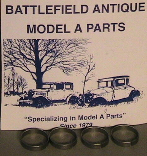 1928 1929 1930 1931 Model A Ford Manifold Gland Ring Set