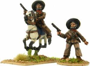 Artizan-Wild-West-Ernesto-Mexican-Bandit-AWW038-28mm-Unpainted