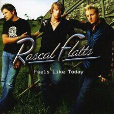 Rascal Flatts - Feels Like Today [New CD]
