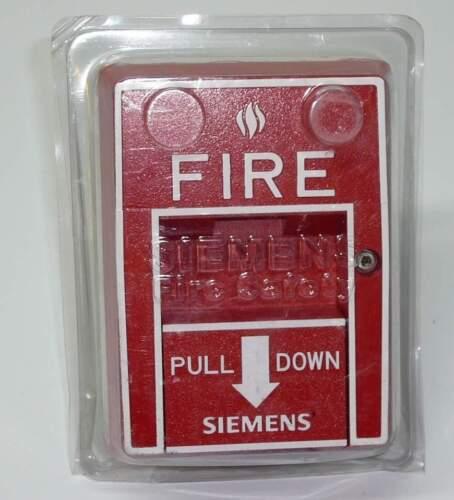 FS100 FIRE SEEKER FIRE PANEL SIEMENS FS-MS PULL STATION FOR THE FS-100