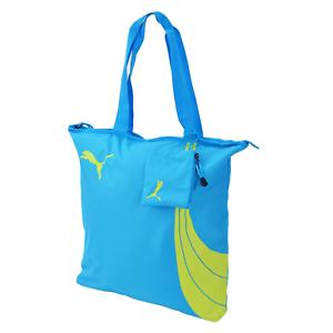 Details zu Puma Fundamentals Shopper Damen Shopping Bag Umhängetasche ca.  36x41 Neu