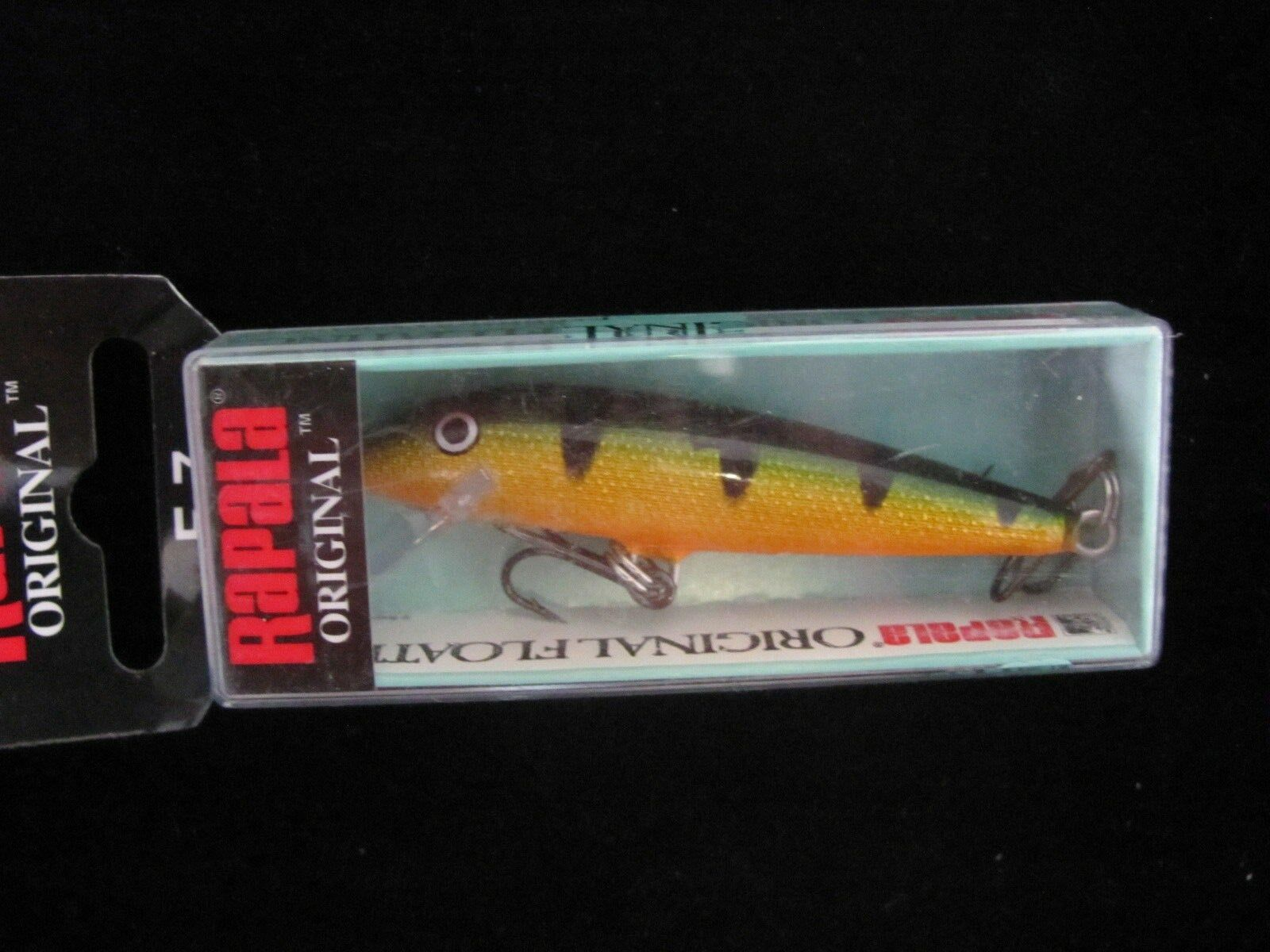 Rapala Original Floating Lures 7cm 4g GOLD FLUORESCENT RED Zander Perch