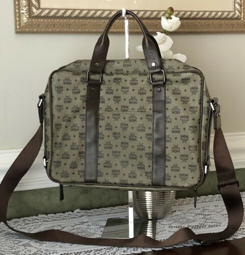 mcm crossbody/messenger Laptop Bag