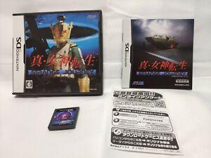 Shin Megami Tensei Strange Journey Nintendo DS NDS Japan