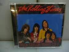 ROLLING STONES-MICK TAYLOR YEARS 1. LIVE 1973.-CD IN A JEWEL CASE-NEW. SEALED.
