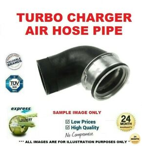 GATES Turbo Charger Intake Hose for MERCEDES BENZ VIANO CDI 2.0 4matic 2010->on