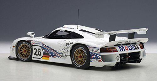 Porsche 911 Gt1 #26 DNF Le Femmes 1997 Collard / / / Kelleners / Dalmas 1:18 Model | économie  | Finement Traité  | Des Technologies Sophistiquées  ad8bf8