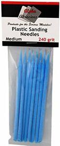 Alpha-Abrasives-Plastic-Sanding-Needles-240-Grit-Medium-Item-0402