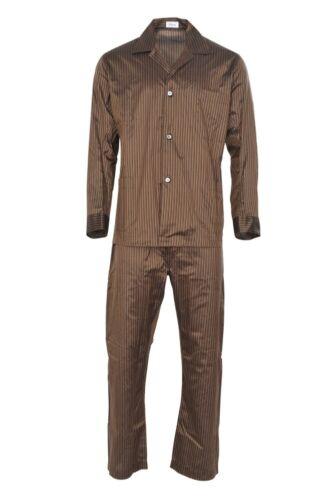 a set da Brown 4054579074814 L Brioni righe uomo pigiama 4xp47nY