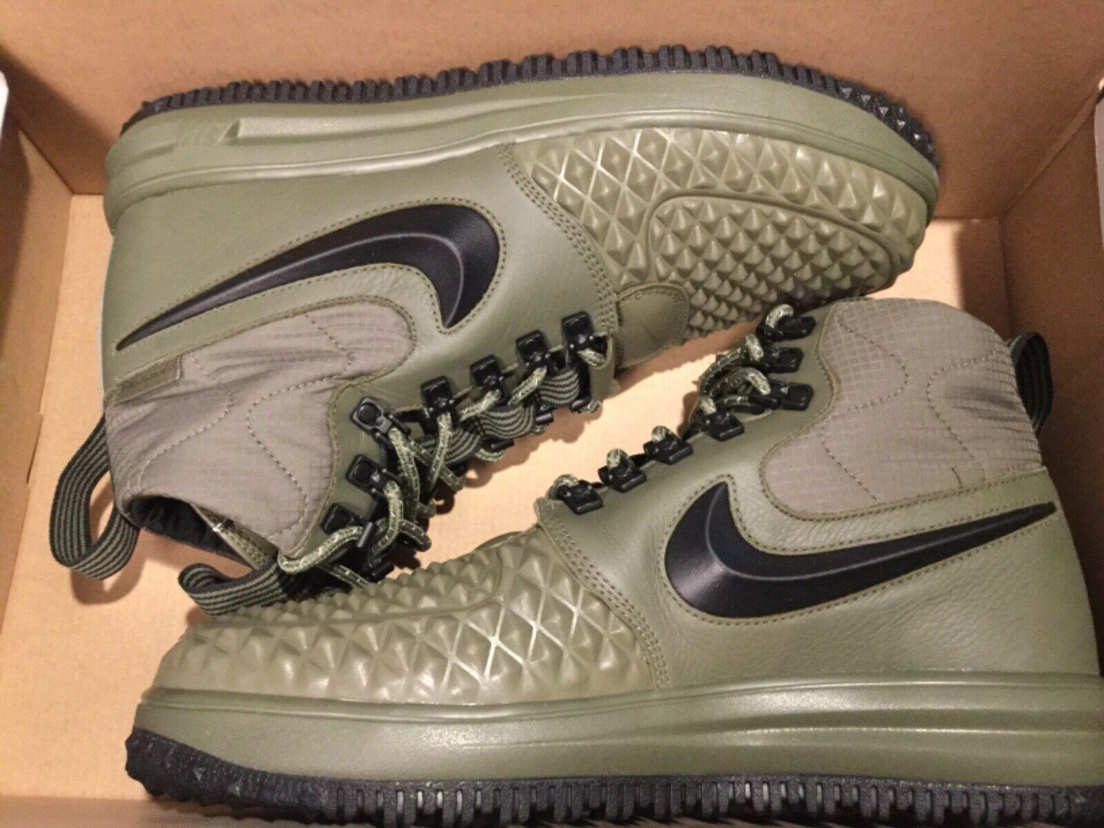 pretty nice b1edf 492f6 New men s Nike LF1 Duckboot 17 Lunar Force Men s Men s Men s boots  916682-202 Sz