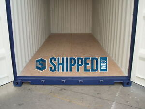 NEW 20 SHIPPING CONTAINER WE DELIVER HOME BUSINESS STORAGE in
