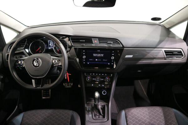 VW Touran 1,6 TDi 115 IQ.Drive DSG 7prs - billede 5