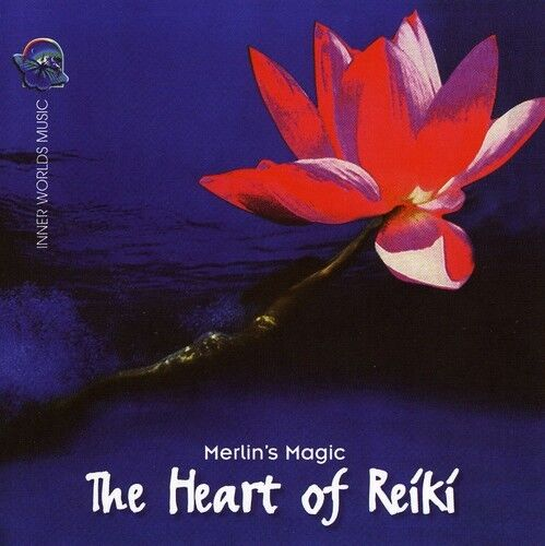 Merlin's Magic - Heart of Reiki [New CD]