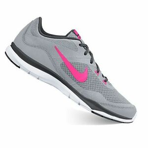 36f08f7bd1c38 Details about NIB Nike Flex Trainer 5 Womens Cross-Trainer Athletic Shoe Style  724858   749184