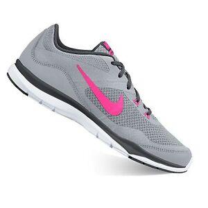 29df42d994ba Details about NIB Nike Flex Trainer 5 Womens Cross-Trainer Athletic Shoe Style  724858   749184