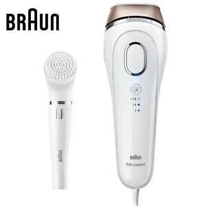 Braun-Silk-Expert-5-Ipl-BD5008-Securite-Laser-Epilation-avec-Visage-Demaquillage