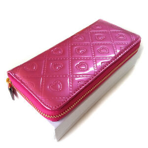 NEW-Zip-Around-Women-039-s-Wallet-ID-Card-Coin-Wallet-CheekBook