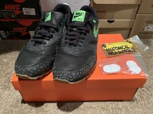 Details about 2007 Nike HUF Air Max 1 Hufquake sZ 12 $380 with promo code PAIREDUP