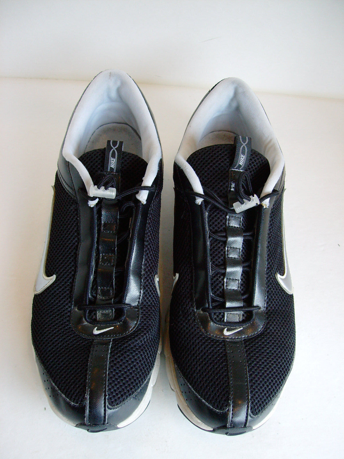 Nike Air Lucia Black Athletic Shoes, Womens size 10.5 Seasonal clearance sale