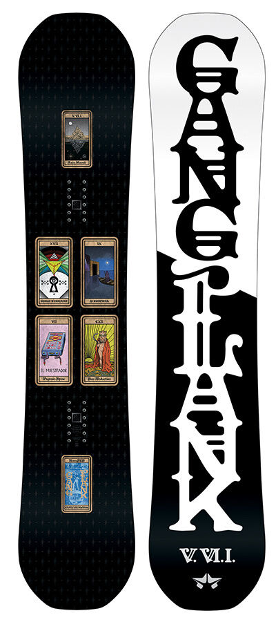 Rome Gang Plank MidWide Snowboard - 2016 17
