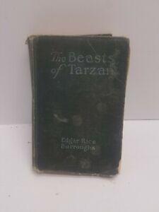The-Beasts-of-Tarzan-Edgar-Rice-Burroughs-1916