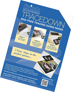 Blue Frisk Tracedown A3 Pack of 5