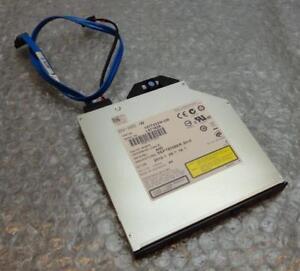 Dell-KVXM6-0KVXM6-Slimline-CD-Dvd-Rom-Optique-Disque-avec-Cable-Kit-DV-28S