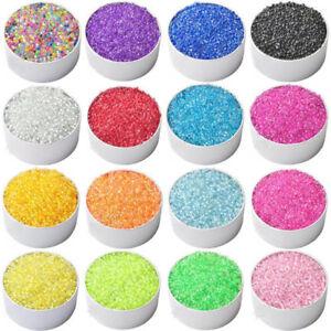 2000pcs-2mm-Mini-Perles-Verre-Multicolore-Pour-Bracelets-Pendantifs-Breloques