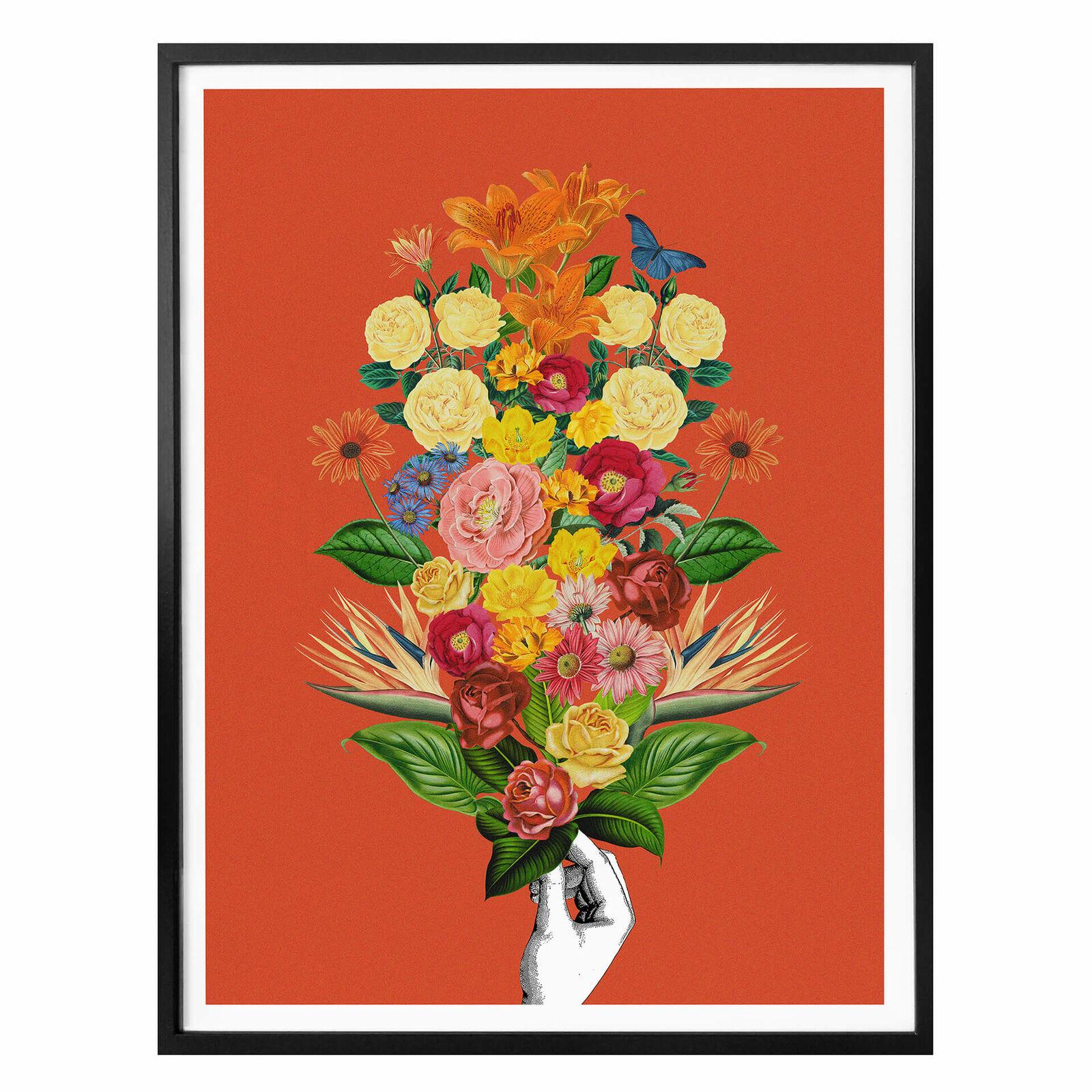 Poster Feldmann - Botanical rot