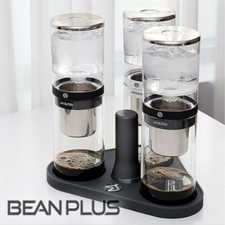 BEANPLUS MY Dutch Cafe Plus 1000 1500 Cold Brew Cafetière Easy & simple multi