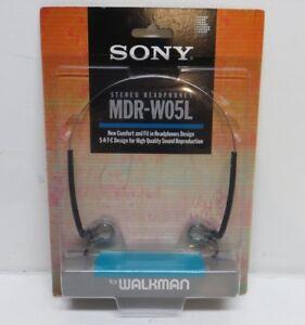 Vintage-Sony-MDR-W05L-Headphones-for-Walkman-Disc-man