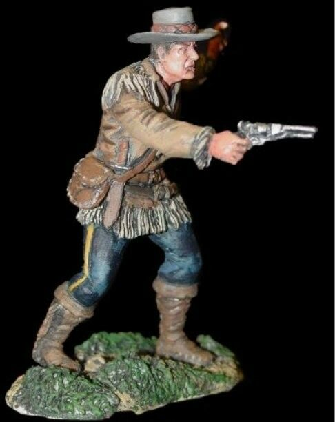 CONTE COLLECTIBLES COLLECTORS CLUB ALAMO CCC24 GARY COOPER AS COL. TRAVIS MIB