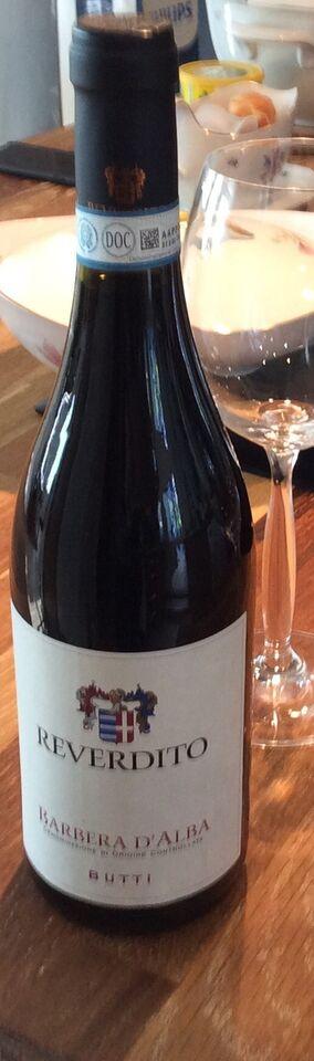 Vin og spiritus, Reverdito Barbera d'Alba Butti 2013