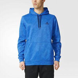 adidas Team Issue Hoodie Men's Blue