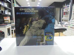 Charlie Parker LP Europa IN Sweden 2020 Limitierte Colored Vinyl 180GR