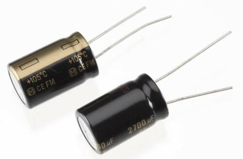 NEW Tekin Power Capacitors 25V 2700UF 4S//5S Lipo 2 TT3545 FREE US SHIP