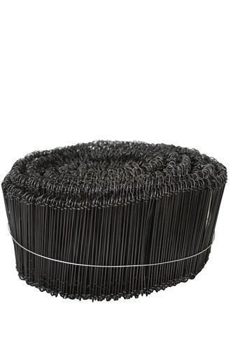 Black Bag Metal Ties  Reinforcing Bar Reo Acro Ties  150mm x 2000