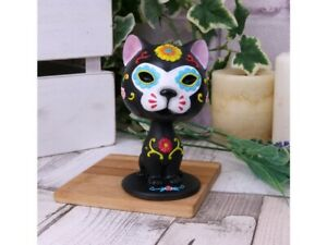 Nemesis-Now-Bobble-Head-Cat-figurine-of-Bob-De-Los-Muertos