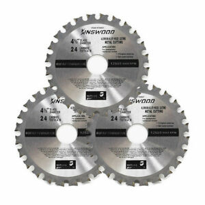 3PCS-4-1-2-034-4-5-034-24T-Circular-Saw-Blade-Finish-blade-for-DeWalt-Makita-SKIL
