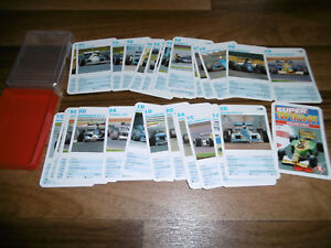 Motorräder Quartett Kartenspiel Super Trumpf Grand Prix Spiele Kartenspiele