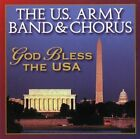 God Bless The USA 0754422556521 by U.s. Army Band CD