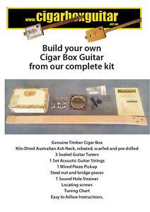 Build Your Own Guitar Kit Australia