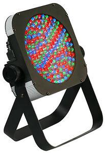 PULSE SLIM PAR 56 150 x 10mm LED PARCAN DISCO DJ UPLIGHTER SLIMLITE