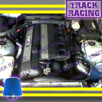 95 96 97-99 Bmw M3 Coupe\sedan\convertible E36 3.0l\3.2l Air Intake Black Blue
