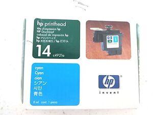 HP-PRINTHEAD-14-CYAN-C4921A